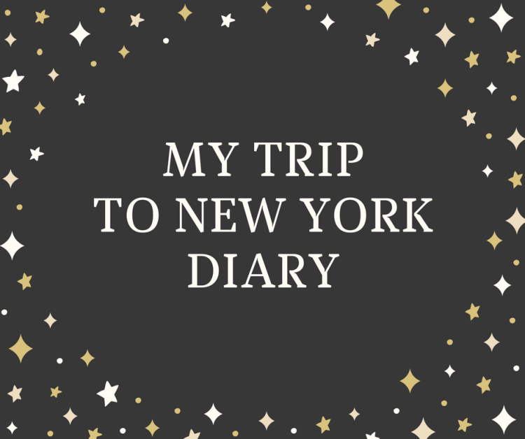 my-tripto-new-yorkdiary