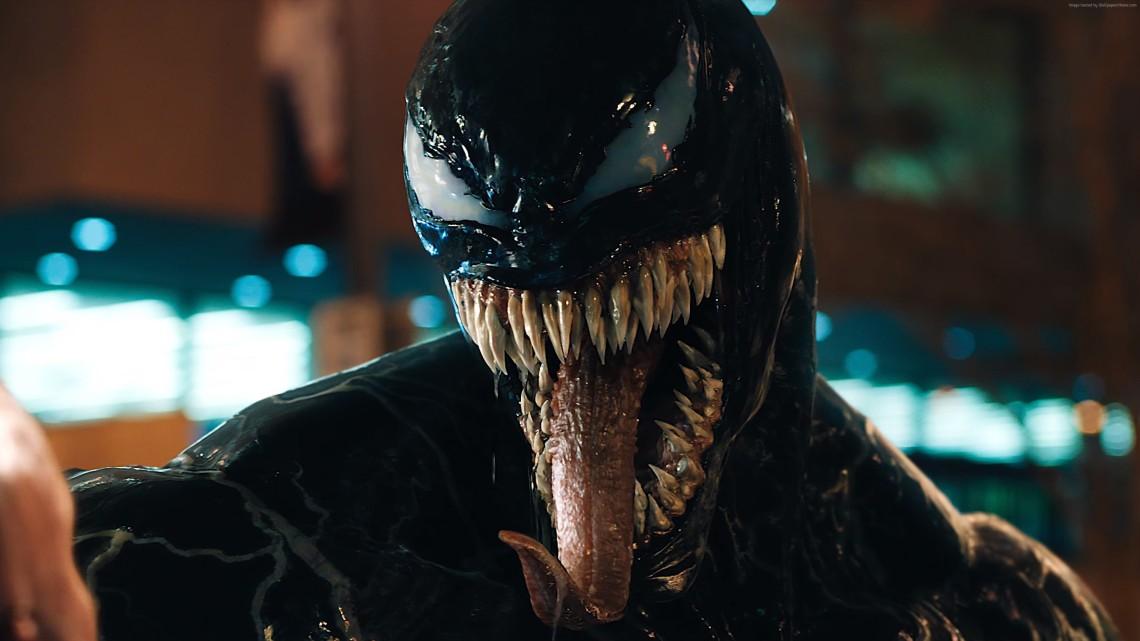 Wallpaper Venom, Tom Hardy, 4K, Movies 956923886